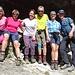 Gruppenfoto vor der grossen Höhle