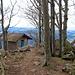 Die Thomas-Hütte in netter Umgebung