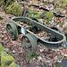 Wagengestell mit der Spurweite 880 mm