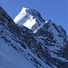 Himalayan love affair...Detailansicht des Vanil Noir N-Grats vom Tête de l'Herbette WNW-Grat