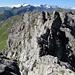 Schöne Kletterei kurz vor dem Ochsenkopf