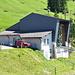 Bergstation Seilbahn Eggbergen.