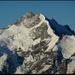 Piz Bernina mit Biancograt, Berge aus dem der Stoff für Träume sind.