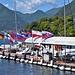 Attracco barche per l'isola