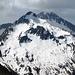 La bellissima piramide del Pedena, oggi non raggiunta a causa del maltempo