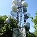 Le antenne del Monte Colla