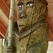 Bergarbeiter-Holzschnitzerei