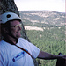 At the Teacher's Lounge Ledge on the Devils Tower