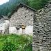 Val d'Ambra - Cassinone, dahinter mein Abstieg