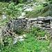 Valle di Bri - die Ruinen von Pozzolo 1489m