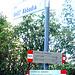 Inizio del Sentiero del Viandante a Lecco