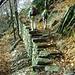alter Treppenweg