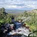 Zufluss zum Njupeskär-Wasserfall.