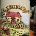 """Das Objekt der Begierde: nachdem alle fünf Brauereien angelaufen wurden, gibts den Bierkrug """"Fünf-Seidla-Steig"""" zum Sonderpreis von 4,50 Euro."""