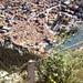 Tiefblick auf Riva wie von einem Turm