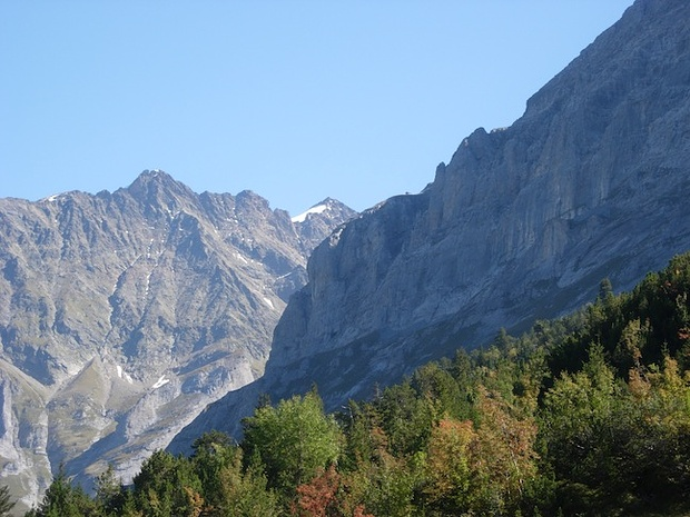 Klettersteig Ostegghütte : Eiger ostegghütte m u tourenberichte und fotos hikr