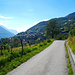 Der Weg zur Theresienkapelle und zu den Hütten von Mili an der Undra Suon
