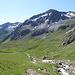 Val Tschitta, vorne das Murmeltieren Paradies