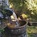 Acqua freschissima dal Fiume Latte. Come al solito le fontane sono apprezzatissime dagli escursionisti e non solo.