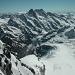 Gipfelpanorama Nr. 2: Schreckhorn und Lauteraarhorn und...und...