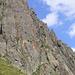 [Bild vergrößern!] <br /><br />unten links Blick auf Fernau Express Einstieg, <br /><br />obere Bildmitte Fernau Klettersteig Begeher ;)<br />