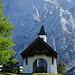 Kapelle am Wegesrand zum Marienbergjoch