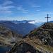 Gipfelkreuz Pécian