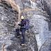 In den Felsen unterhalb des Casa della Marchesa.
