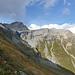 Unterwegs im Abstieg, Pascul da la Pischa / Val Pischa.