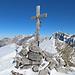 Auf dem Gipfel vom Pfannenstock.