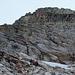 Abstieg vom Radsattel ins Bieltal