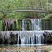 Solche Brücken überquert man mehrmals im Küssnachter Tobel.