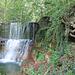 Beim grössten aller Wasserfälle im Küssnachter Tobel.