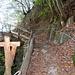 il sentiero da Drocala ad Olino