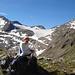 Bei Punkt 2712. Blick zum Paradiesgletscher(rest)