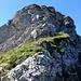 Abstiegsgrat vom Kohlbergspitze-Ostgipfel