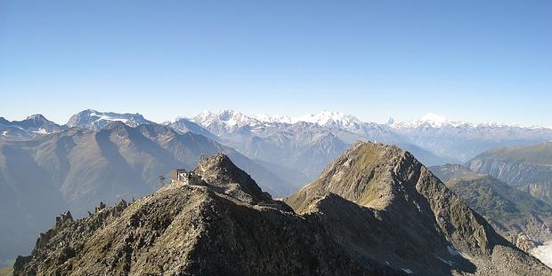 Klettersteig Eggishorn : Fiescherhorli 2893m u2013 tourenberichte und fotos [hikr.org]