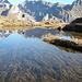 einer der vielen Seen bei der Silberenalp