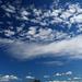 Isländischer Himmel – wolkenblau