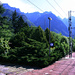 Zwischenhalt am Bahnhof Cuzzago, schon oft Ausgangspunkt spannender Touren.