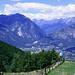 Ausblick von Parpinasca Richtung Val Divedro.