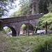 bel ponte in sasso realizzato dall'Enel