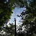 Himmelsfenster über dem Lägerngrat.