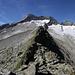 Panorama vom Gipfel des Horefellistocks mit Blickrichtung Schijenstock