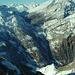 Blick zum Furggupass und Bietschhorn im Hintergrund
