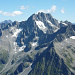 Oberalpstock von Westen betrachtet