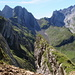 Alpstein-Impression aus der Borsthaldenroute