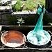 Alla Capanna Gesero il merluzzo è tenuto al fresco nell'acqua della fontana.