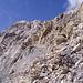 Beim Aufstieg auf das Alperschällihorn