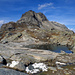 Munt Arlas (3127m) von der Fuorcla Surlej